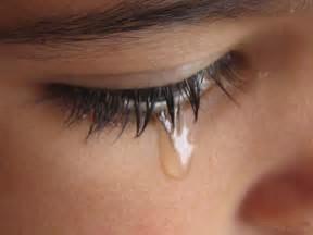 Puoi piangere!